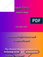 German - Present Perfect