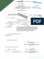 Alejandro Toledo - Detención EE.UU.