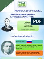 Teoría del aprendizaje Vigotsky  (PPT)