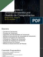 ApostilaT&DCompetencias