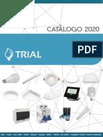 Trial Elétricos - Catálogo 2020