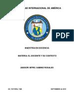 EL DOCENTE Y SU CONTEXTO  2019.pdf