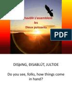 A ITHAVÖLLR S'ASSEMBLENT LES DIEUX PUISSANTS, 12