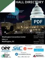 2010 World Energy Engineering Congress (WEEC) Directory