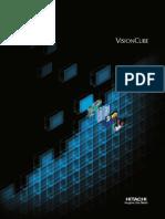 Hitachi VisionCube Brochures PDF
