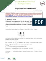 2 - Braille em 5 minutos