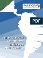 Sistemas legales y pluralismo jurídico