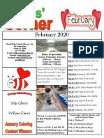 2.2020 February Kids' Corner