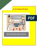 TAREA NO. 01 TECNOLOGIA DE LA EDUCACION