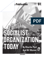Socialist Org Today