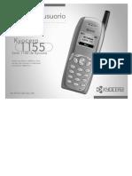 Kyocera Printer 1100
