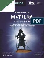 Matilda-Study-Guide