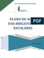 PLANO de AÇÃO da BE 2017-22 Em Atualização
