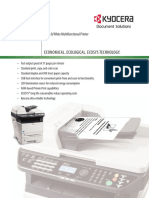 Kyocera Printer FS-1035MFP DP