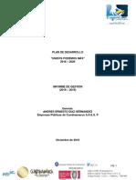 INFORME GESTION PDD UNIDOS PODEMOS MAS 2016 - 2019.pdf