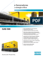 Catálogo QAS 500