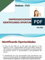 Empreendedorismo - Identificando Oportunidades Parte 1
