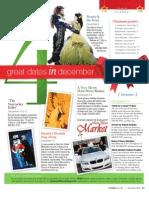 VIP Events - December 2010