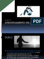 AFRONTAMIENTO DEL DUELOL