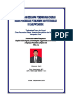 MAKALAH SELEKSI JTP DPRKPP ENDE 2019 (Drs. Supriyanto, MT.)