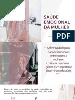 SAÚDE EMOCIONAL DA MULHER.pps