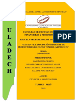 ACTIVIDAD 15 - EMPRESA INDUSTRIAL ARPROCAT - TUMBES (CACAO).docx