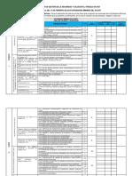 TABLA EVALUACION ESTANDARES MINIMOS RES 0312 DE 2019