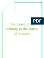 The Convention Relating to the Status of Refugees (Research Paper)