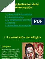 9. La globalización de la   comunicación.ppt