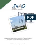 Interpretacon de Planos - Portafolio de Aprendizaje Unidad 1