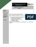 Ejercicios Implementación y Evaluación Administrativa 2