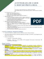 DISCUSSÃO INTEGRADA DE CASOS CLÍNICOS