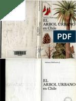 El Árbol Urbano en Chile 3a Ed. - A. Hoffmann (Fundación Claudio Gay, 1998)