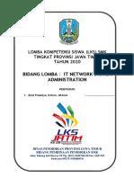 Kisi-kisi LKS 2020 IT Network Administrator