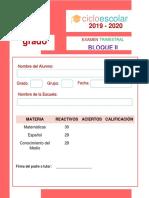 Examen_Trimestral_Primer_grado_Bloque_II_2019-2020