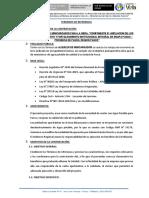TDR ALQUILER DE MINICARGADOR
