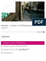 Alcatel Lucent Solutions and LTE Presentation.pdf
