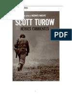Héroes corrientes - Scott Turow.rtf