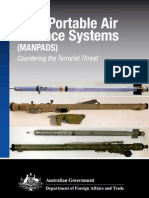 MANPADS Countering Terrorist Threat