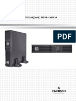 Liebert® GXT4™ UPS 120 V208 V, 500 VA – 3000 VA.pdf