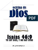 ADOLESCENTES - Doctrina de Dios