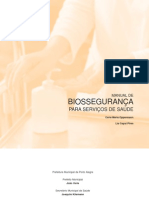 Manual da biossegurança