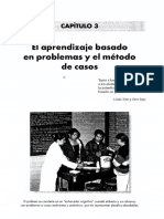 Cap3 El aprendizaje basado en problemas