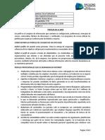 perfiles web y casos de sostenibilidad