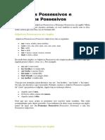 Adjetivos Possessivos e Pronomes Possesivos.docx