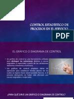 CONTROL ESTADÍSTICO DE PROCESOS EN El SErcivio.pptx