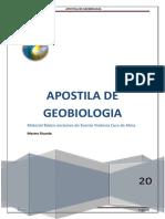 APOSTILA DE GEOBIOLOGIA