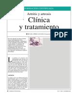 artritis y atrosis