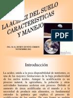 ACIDEZ DEL SUELO Y SU MANEJO[1].ppt