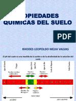 REACCION QUIMICA DEL SUELO 10